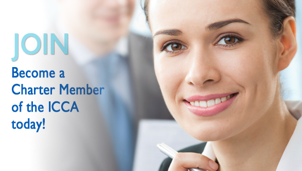 Become a charter member of the ICCA today!